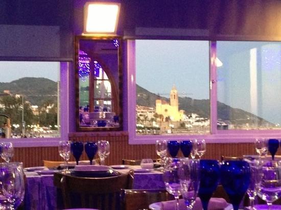 Restaurant PIC NIC: vista desde el comedor