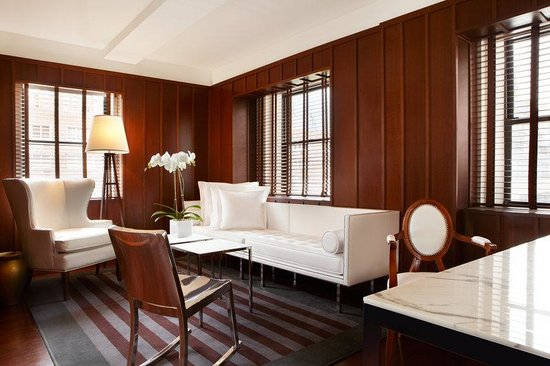 Hudson Hotel New York: ONE BDRM SUITE