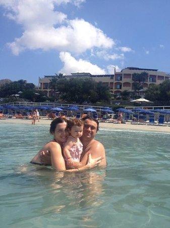 La Corte Rosada : my family