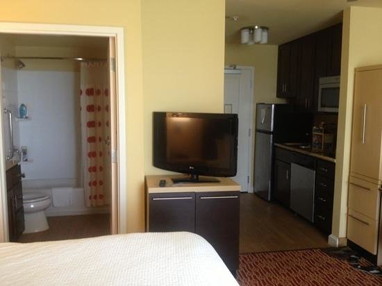 TownePlace Suites by Marriott Galveston Island: King Suite