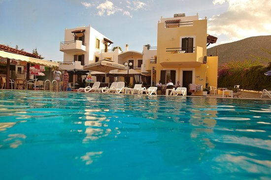 Sun & Sea Apartments: The Best on the Crete