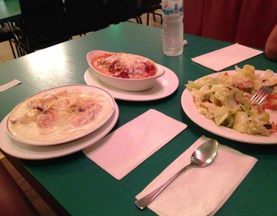 Vitale's: Ресторан