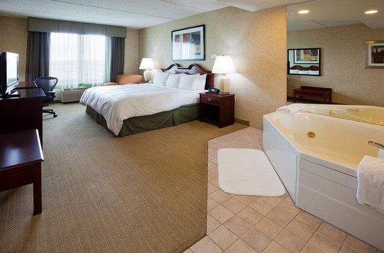 Radisson Hotel & Conference Center Kenosha: Radisson Kenosha Whirlpool Suite