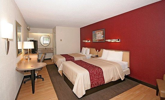 Red Roof inn Greensboro Airport: Double