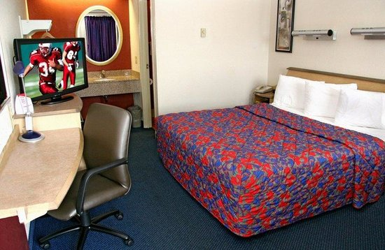 Red Roof Inn Knoxville - University of Tennessee : Standard King