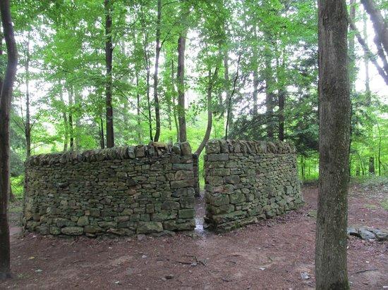 Kentuck Knob: Goldsworthy's Wall