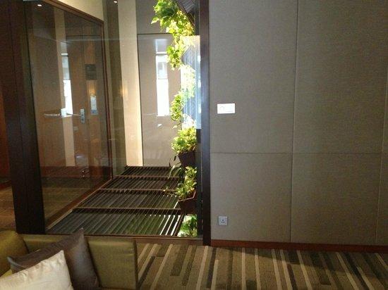 Hansar Bangkok Hotel : Entrée