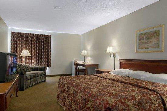 Red Roof Inn Mishawaka - Notre Dame: ADA Guestroom