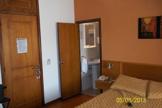 Hotel Concorde: Habitación