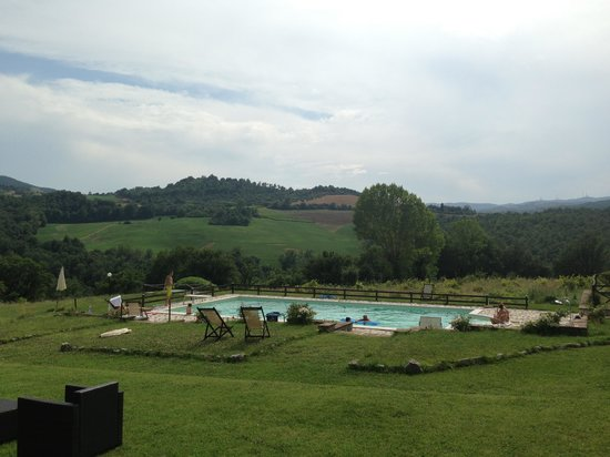Campo al Vento Country Farm: Piscina al campo al vento