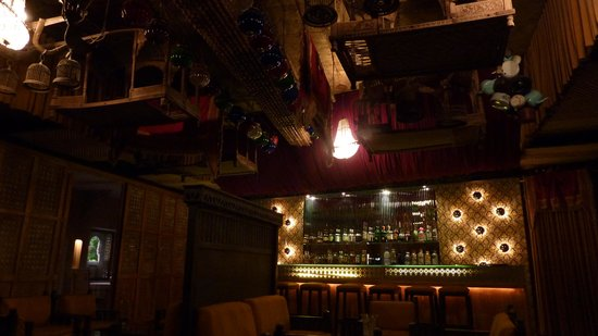 Ajit Bhawan: The quirky fun bar.