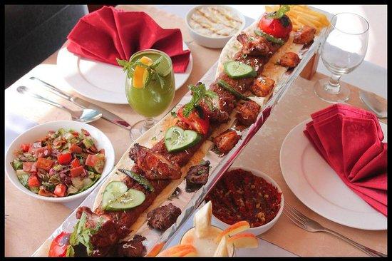 Al mayas signature meter kebab photo de al mayas - Avis cuisine but signature ...