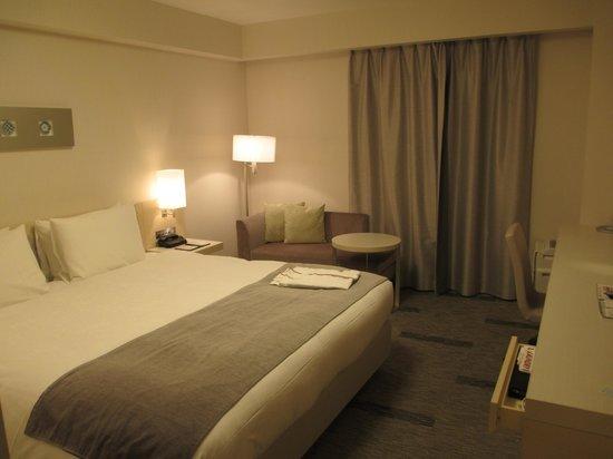 Richmond Hotel Narita: double room
