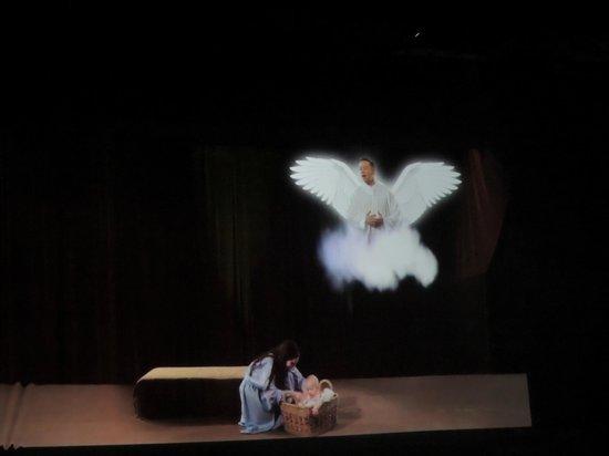 Angel was a Hologram