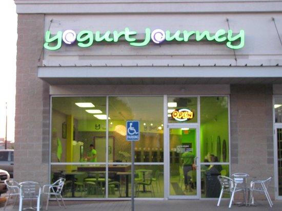 Don T Open For Lunch Review Of Yogurt Journey Wichita Falls Tx Tripadvisor