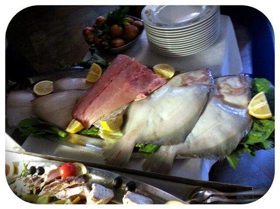 Taverna Flavia: pesce sempre fresco