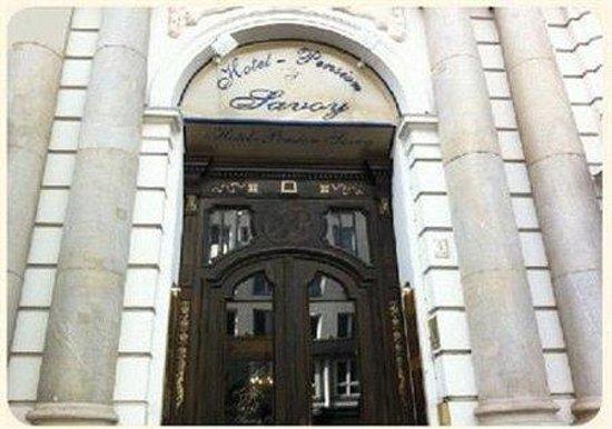 Hotel-Pension Savoy nähe Kurfürstendamm: Exterior