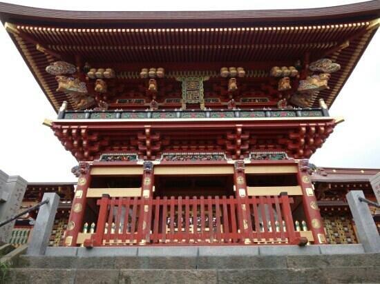 Inashiki, Japan: 麒麟門