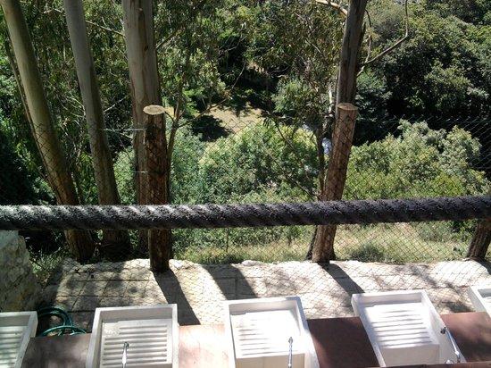 Camping La Paz: zona de lavar ropa