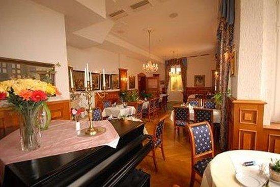 Hotel Erbprinzenpalais: Gastronomy