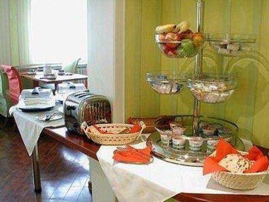 Rheinland Hotel: Gastronomy