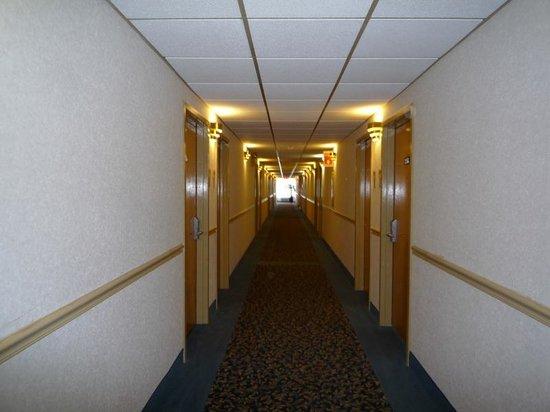 Days Inn Bridgewater Conference Center Somerville Area : 通路