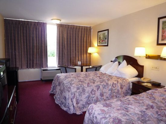 Days Inn Bridgewater Conference Center Somerville Area: 部屋