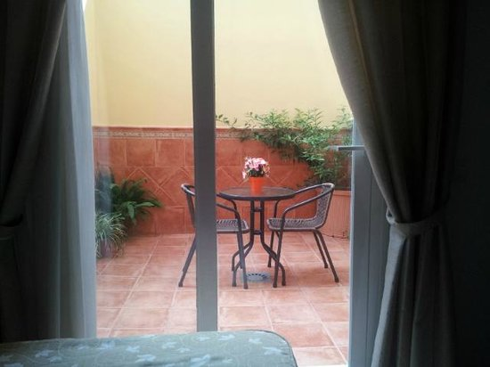 Hotel Goartin : Terrace