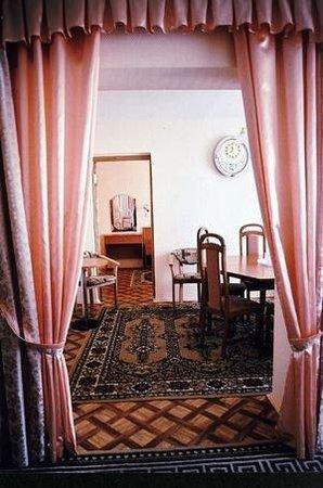 Molodezhnaya Hotel: Suite