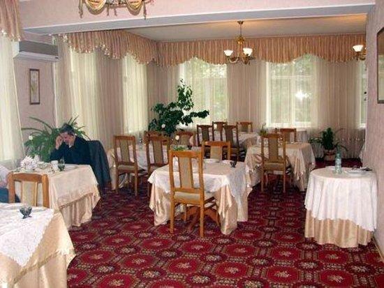 Grand Kavkaz Hotel : Restaurant