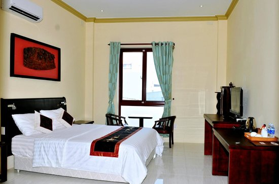 Murray Guesthouse Double room - very comfortable