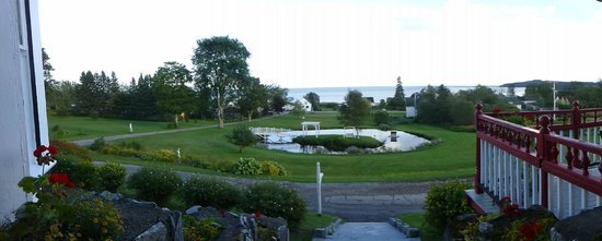 St. Martins Country Inn: View from front porch