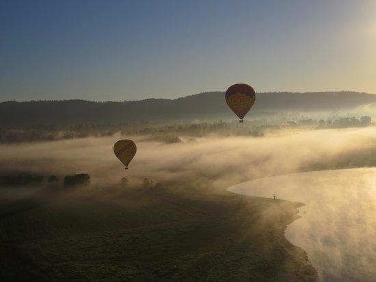 Vista Balloon Adventures: Beautiful sights