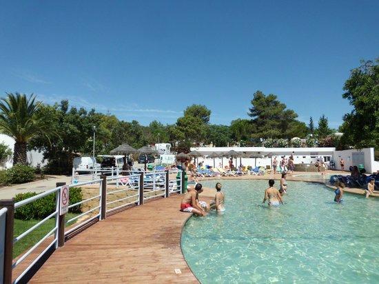 Yelloh! Village Turiscampo: piscina