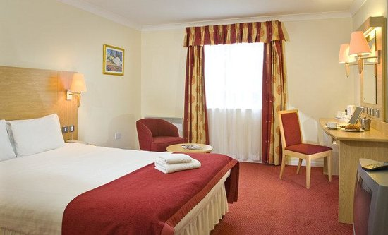 Mercure Chester North Woodhey House Hotel: Double Room
