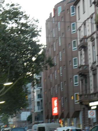 Hotel Ibis Centrum Frankfurt