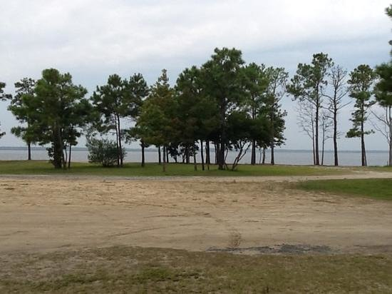 North Landing Beach Campground & RV Resort: View from our campsite!