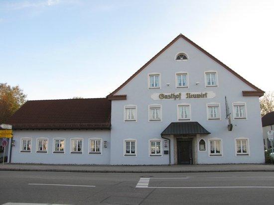 Gasthof Neuwirt: Fachada da pousada/restaurante