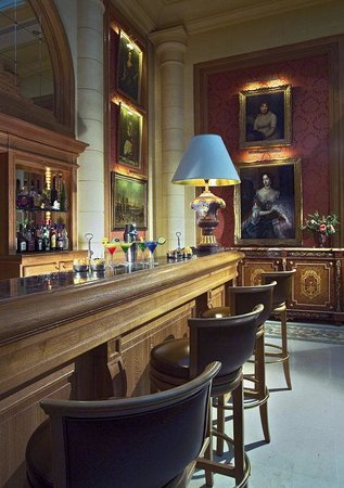 Hotel Lotti Paris: BAR