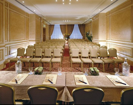 Hotel Lotti Paris: Meeting Room