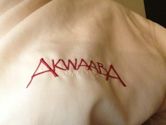 Akwaaba DC: the Akwaaba robe