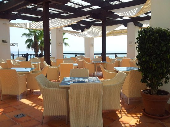 H10 Estepona Palace: Chill out