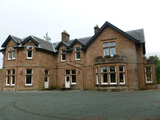 Ledgowan Lodge Hotel: hotel