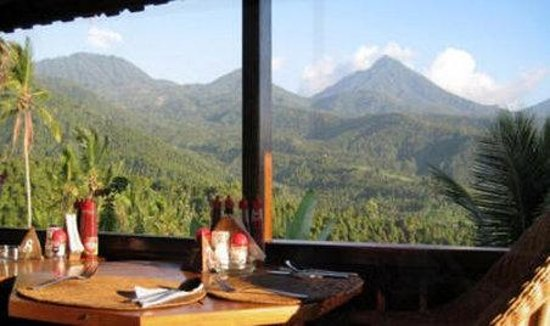 Puri Lumbung Cottages: Gastronomy