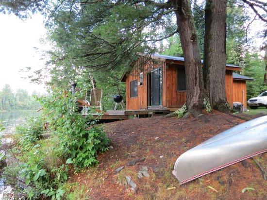 Fenske Lake Resort Cabins: White Pine Cabin