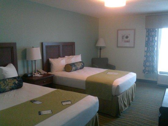 Best Western Plus Myrtle Beach Hotel View Inside Room VERY Clean