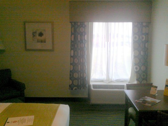BEST WESTERN PLUS Myrtle Beach Hotel: Nice, sunny and clean!