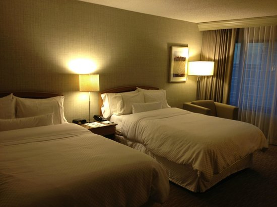 The Westin Indianapolis: Double Room