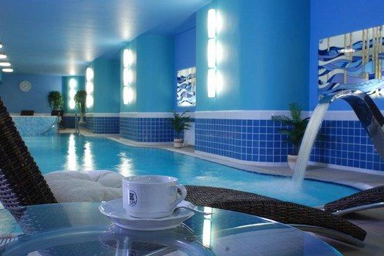 Swimming Pool Picture Of Hotel Europe Minsk Tripadvisor