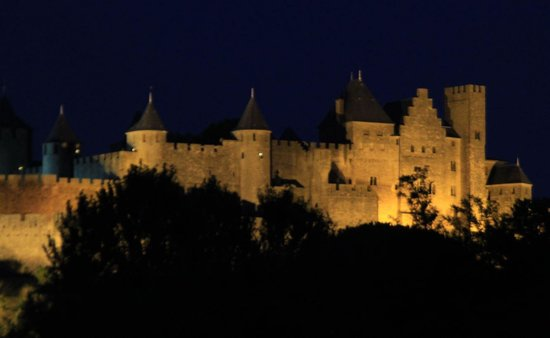Hotel Soleil Terminus : why everybody comes to Carcassonne